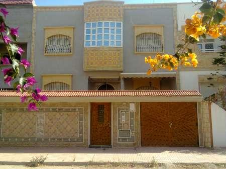 Les plus belles facades de villa en tunisie annonces for Les plus belles facades de villa